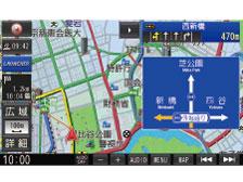 『ルート画面3』 ストラーダ CN-F1XVD の製品画像