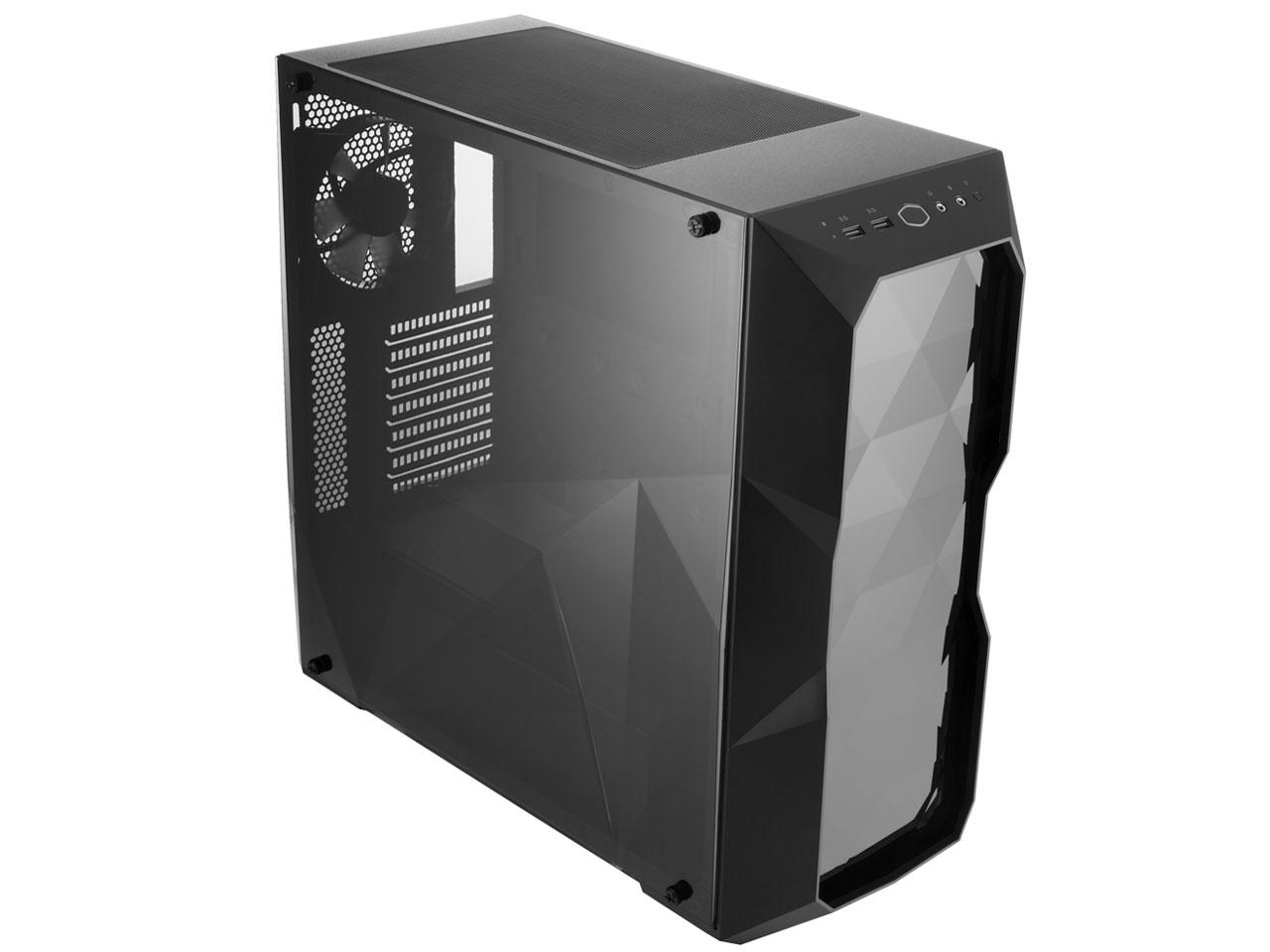『本体 斜め2』 MasterBox TD500L MCB-D500L-KANN-S00 の製品画像