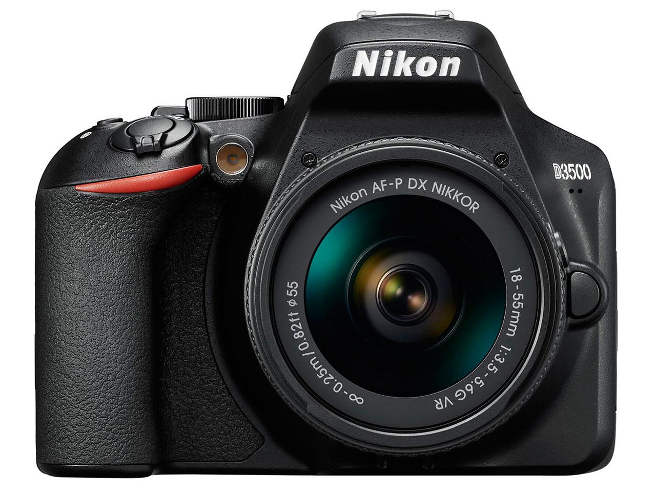 D3500 18-55 VR レンズキット