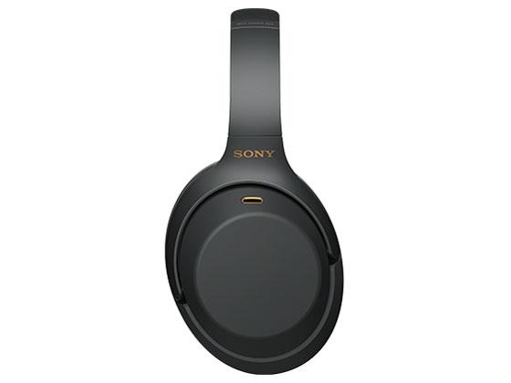 『本体 側面2』 WH-1000XM3 (B) [ブラック] の製品画像