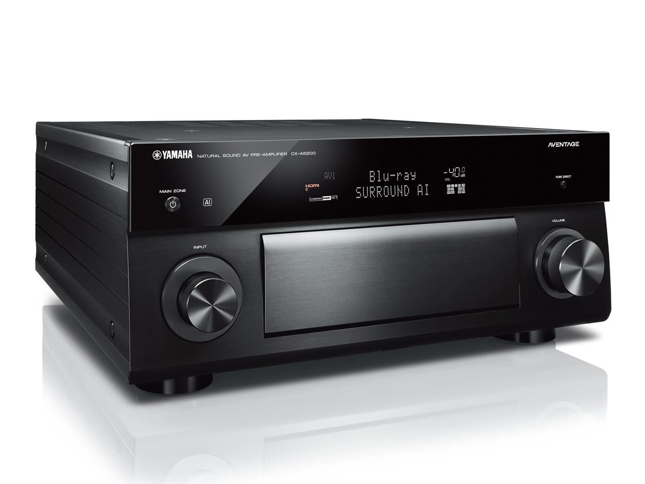 『本体 斜め2』 AVENTAGE CX-A5200(B) [ブラック] の製品画像