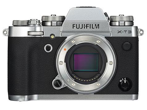 FUJIFILM X-T3 ボディ [シルバー] の製品画像
