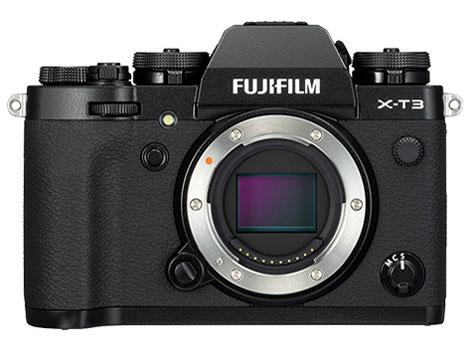 FUJIFILM X-T3 ボディ [ブラック] の製品画像