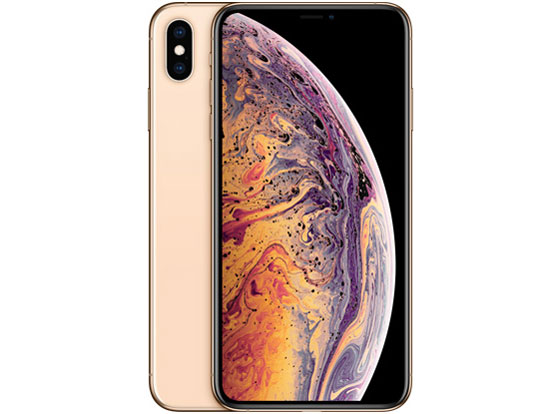 iPhone XS Max 256GB docomo [ゴールド] の製品画像