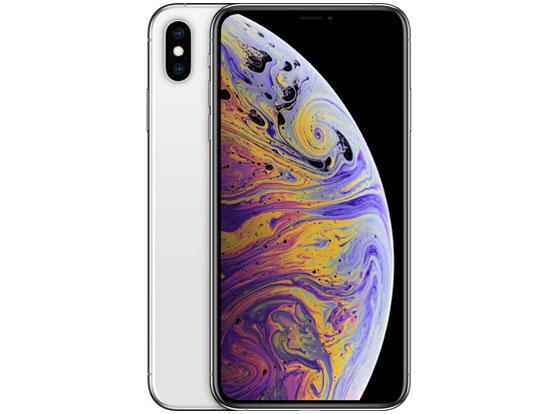 iPhone XS Max 512GB au [シルバー] の製品画像