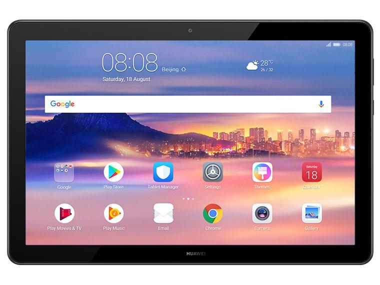『本体 正面』 MediaPad T5 Wi-Fiモデル AGS2-W09 の製品画像