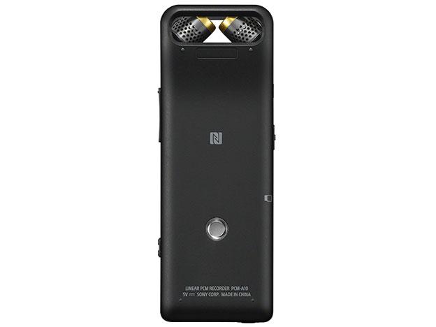 『本体 背面』 PCM-A10 の製品画像
