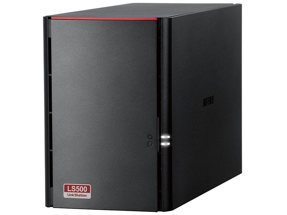 『本体』 LinkStation LS520D0402G の製品画像