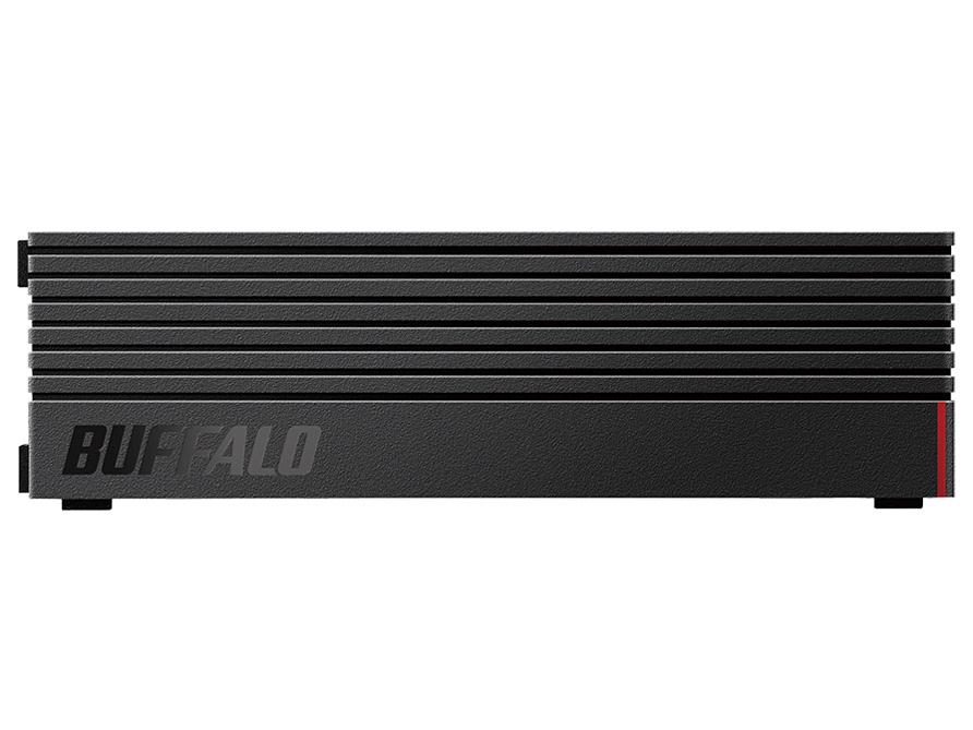 『本体 正面』 HD-NRLD3.0U3-BA [ブラック] の製品画像