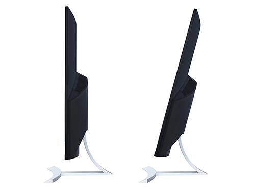 『本体 右側面』 VX3217-2KC-MHD [31.5インチ ブラック] ひかりTVショッピング限定モデル の製品画像
