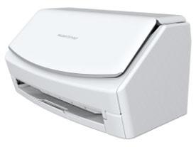 『本体 斜め』 ScanSnap iX1500 FI-IX1500 [ホワイト] の製品画像