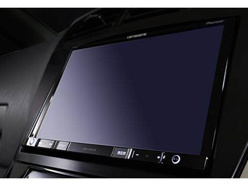 『本体 設置イメージ』 楽ナビ AVIC-RZ902 の製品画像