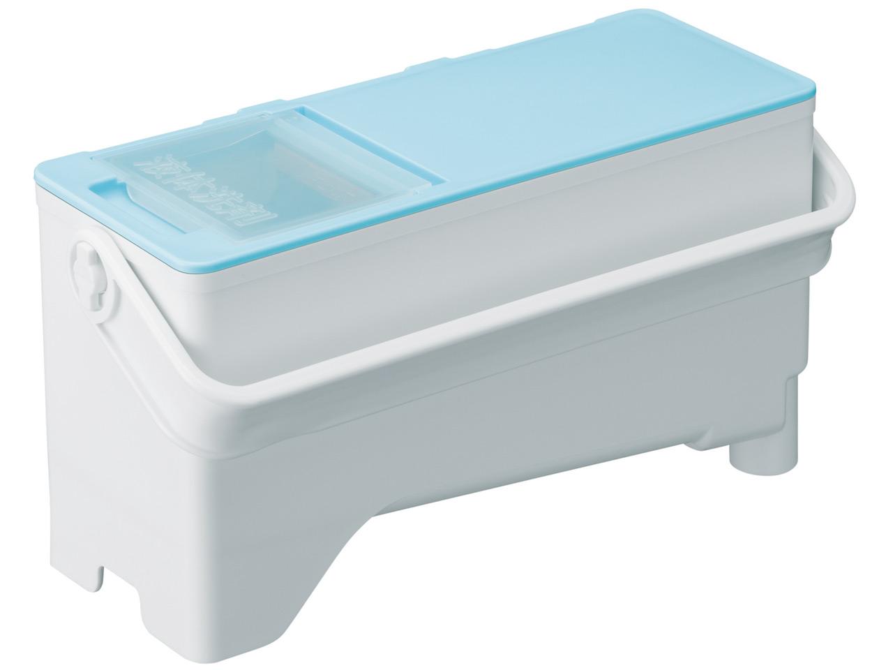『液体洗剤タンク』 ヒートリサイクル 風アイロン ビッグドラム BD-SX110CL の製品画像