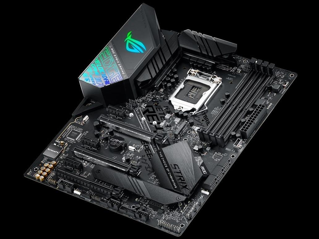 『本体2』 ROG STRIX Z390-F GAMING の製品画像
