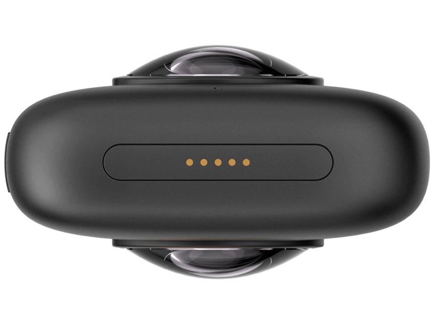 『本体 上面』 Insta360 ONE X の製品画像