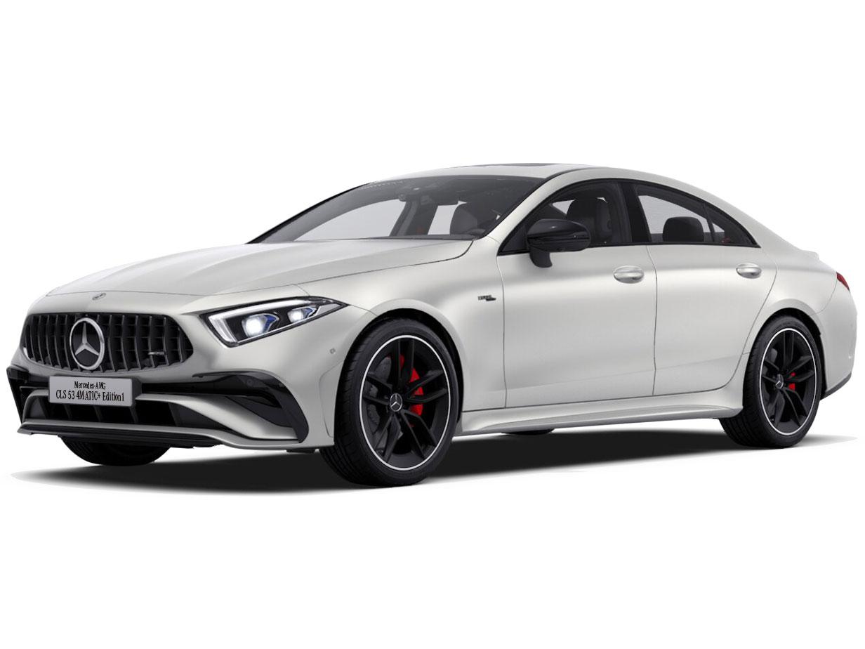 メルセデスAMG CLS AMG 2018年モデル 新車画像