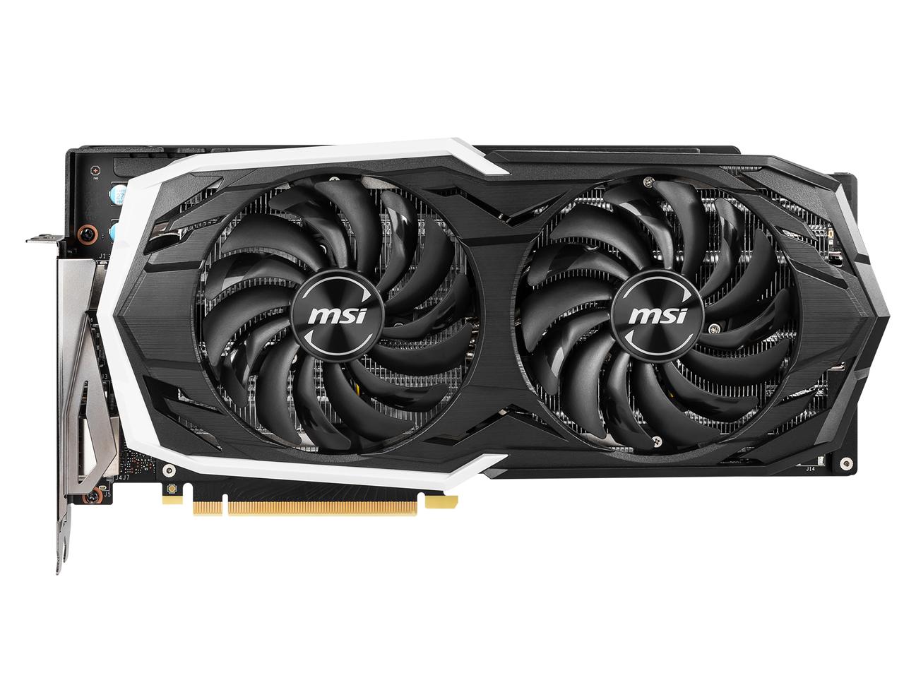 『本体1』 GeForce RTX 2070 ARMOR 8G [PCIExp 8GB] の製品画像