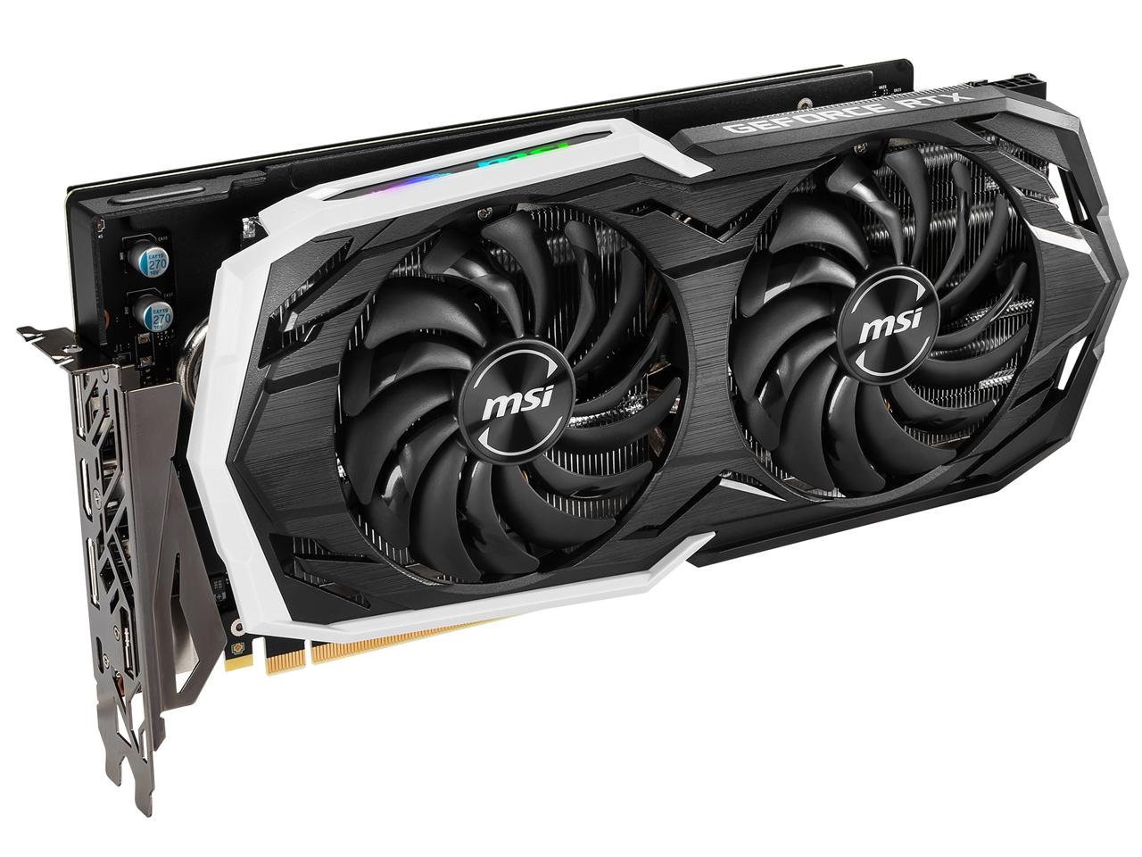 『本体2』 GeForce RTX 2070 ARMOR 8G [PCIExp 8GB] の製品画像