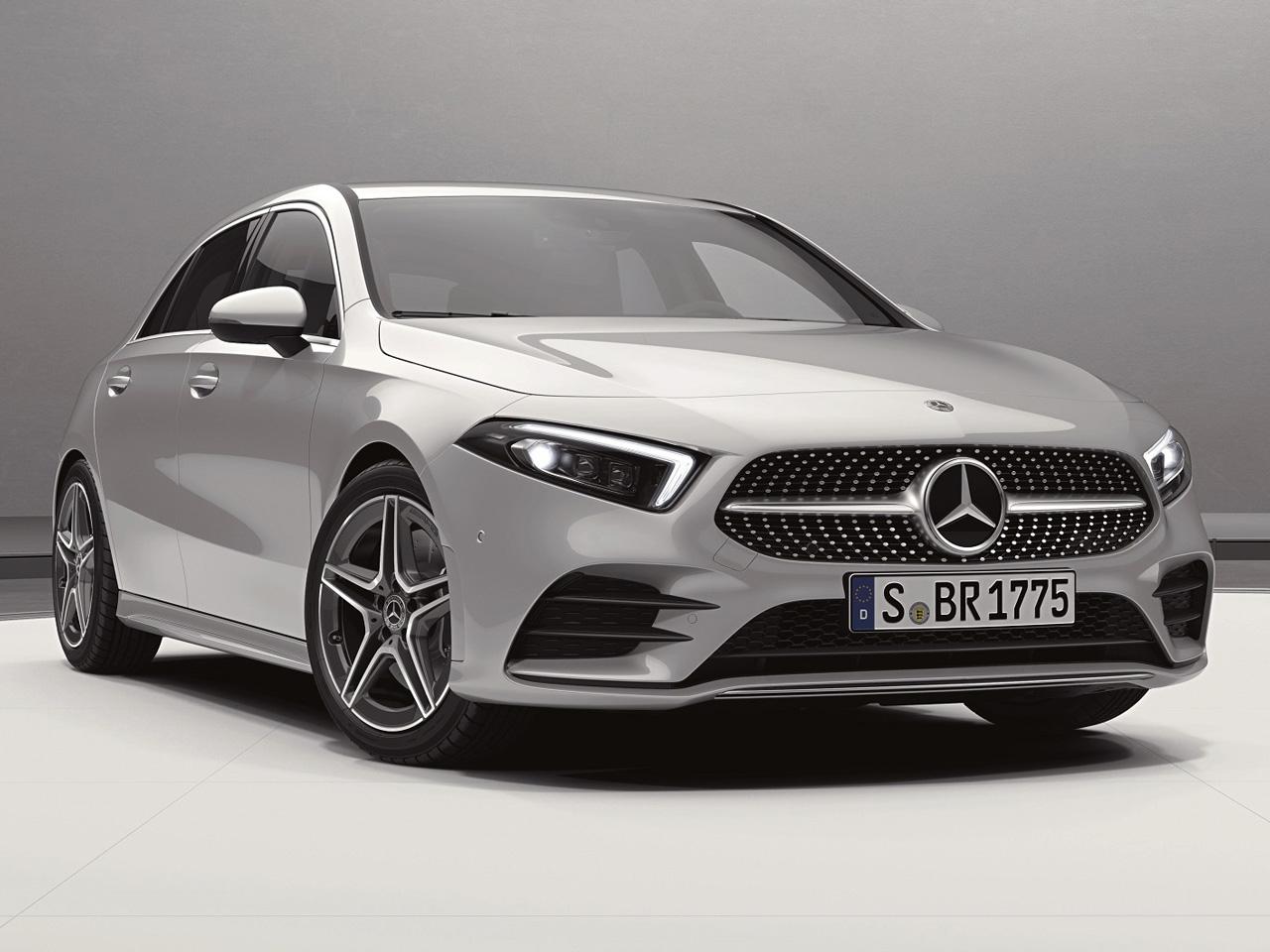 メルセデス・ベンツ Aクラス 2018年モデル 新車画像