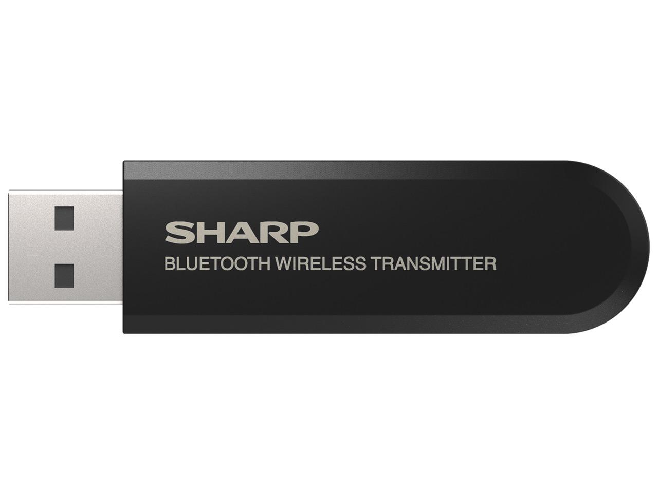 『付属品 Bluetooth送信機』 AQUOSサウンドパートナー AN-SS1-B [ブラック] の製品画像