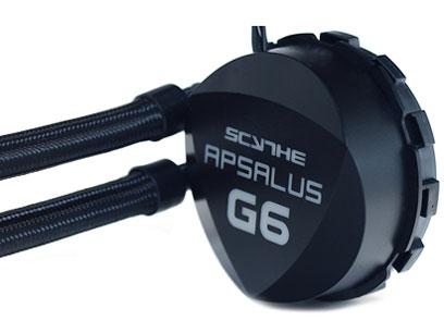 『本体 部分アップ2』 APSALUS-G6 の製品画像