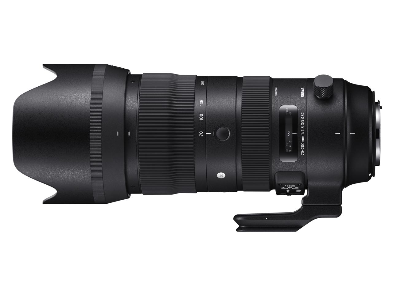 70-200mm F2.8 DG OS HSM [キヤノン用] の製品画像