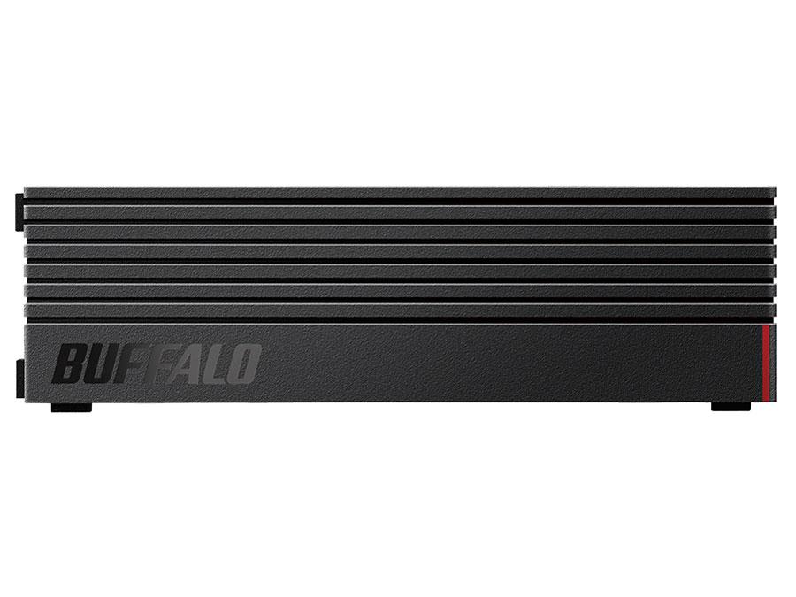 『本体 正面』 HD-EDS4.0U3-BA [ブラック] の製品画像