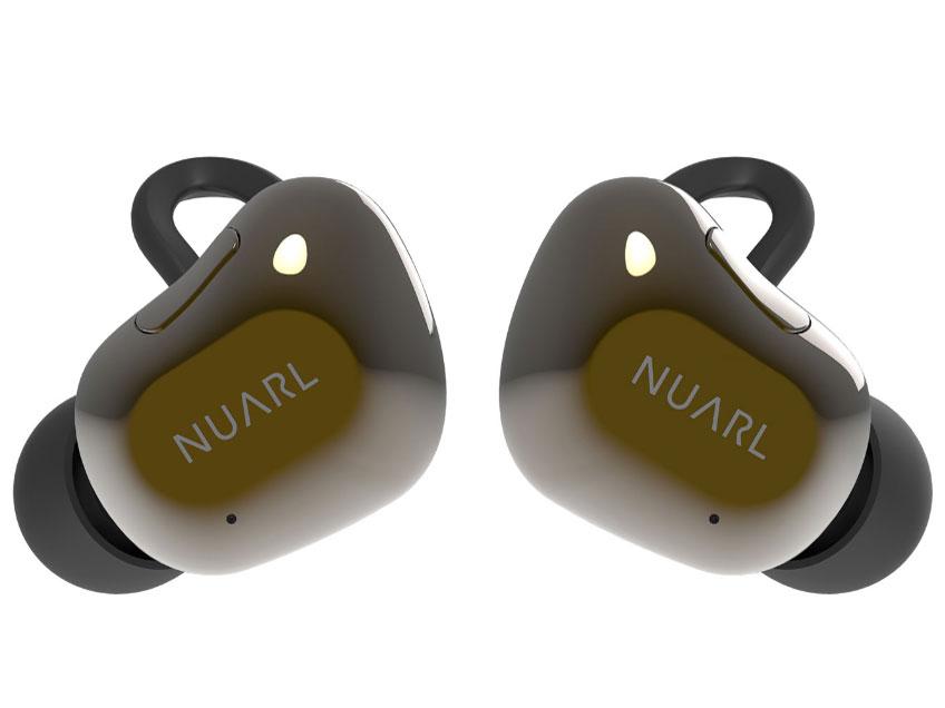 『本体1』 NUARL NT01AX [BLACK GOLD] の製品画像