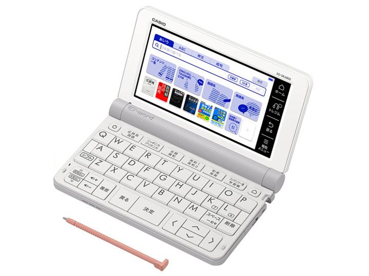 エクスワード XD-SR4800WE [ホワイト] の製品画像