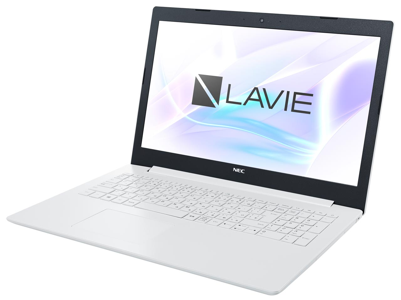 LAVIE Note Standard NS600/MAW PC-NS600MAW [カームホワイト] の製品画像