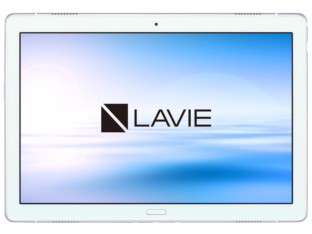 『本体 正面』 LAVIE Tab E TE510/JAW PC-TE510JAW の製品画像