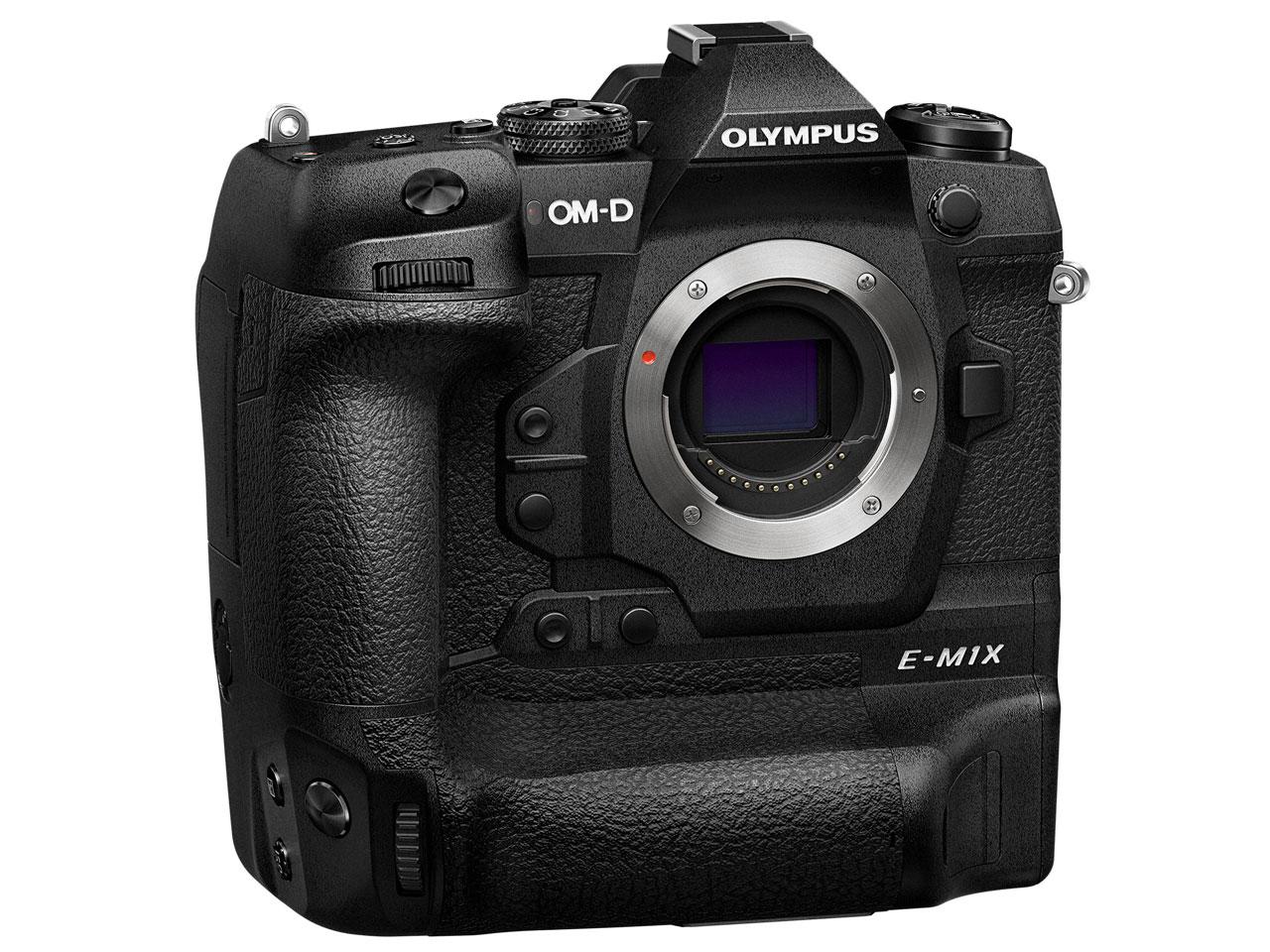 『本体 正面1』 OM-D E-M1X ボディ の製品画像