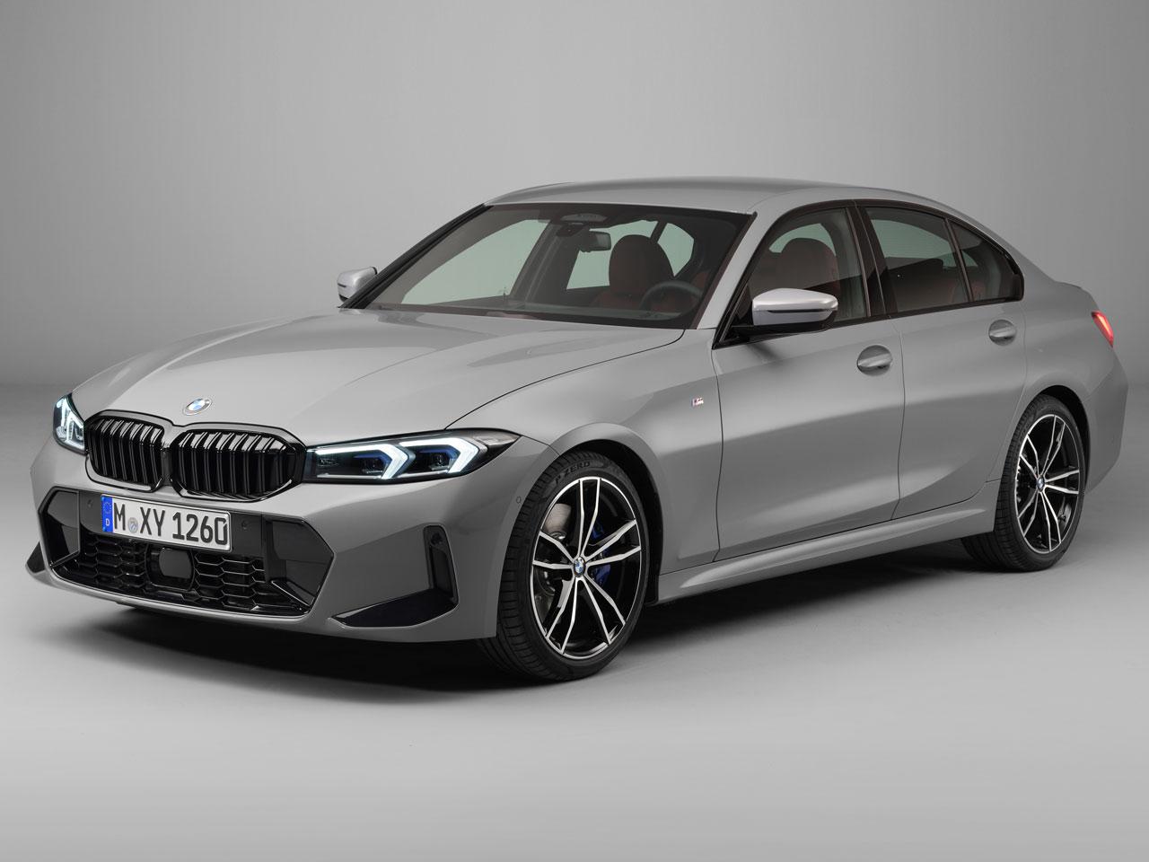 BMW 3シリーズ セダン 2019年モデル 新車画像