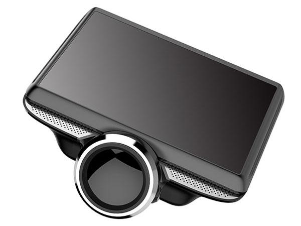 『本体 斜め』 情熱価格 PLUS DVR360K97-BK の製品画像