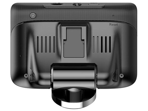 『本体 背面』 情熱価格 PLUS DVR360K97-BK の製品画像