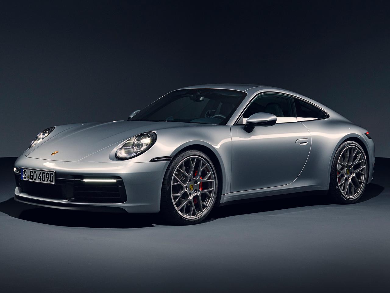 ポルシェ 911カレラ 2019年モデル 新車画像