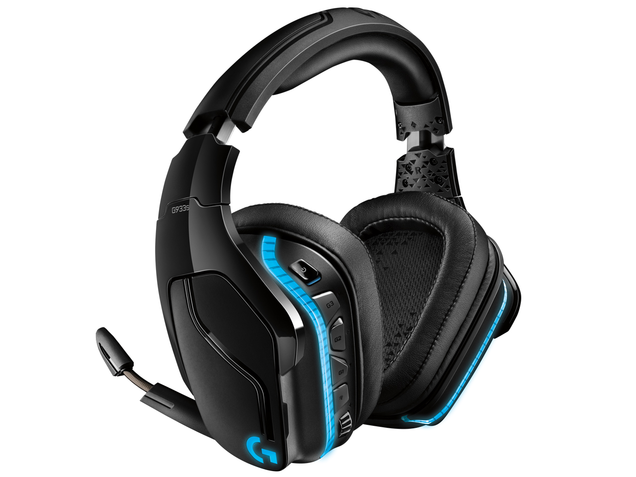 G933s Wireless 7.1 LIGHTSYNC Gaming Headset