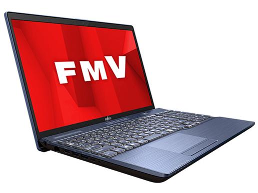 FMV LIFEBOOK AHシリーズ WA3/D1 KC_WA3D1_A060 Core i7・メモリ16GB・SSD 256GB+HDD 1TB・Office搭載モデル の製品画像