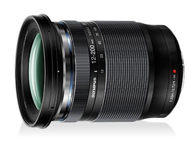 『本体 側面』 M.ZUIKO DIGITAL ED 12-200mm F3.5-6.3 の製品画像
