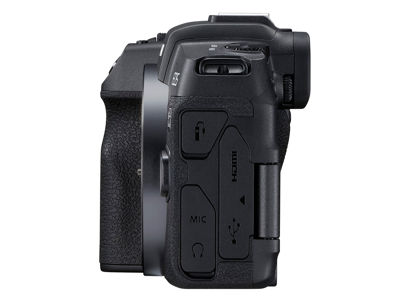 『本体 右側面』 EOS RP RF35 MACRO IS STM マウントアダプターキット の製品画像