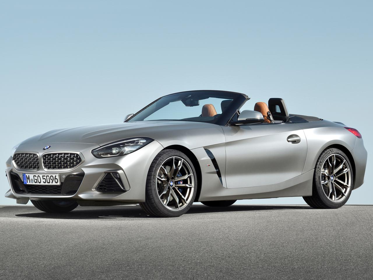 BMW Z4モデル 2019年モデル 新車画像