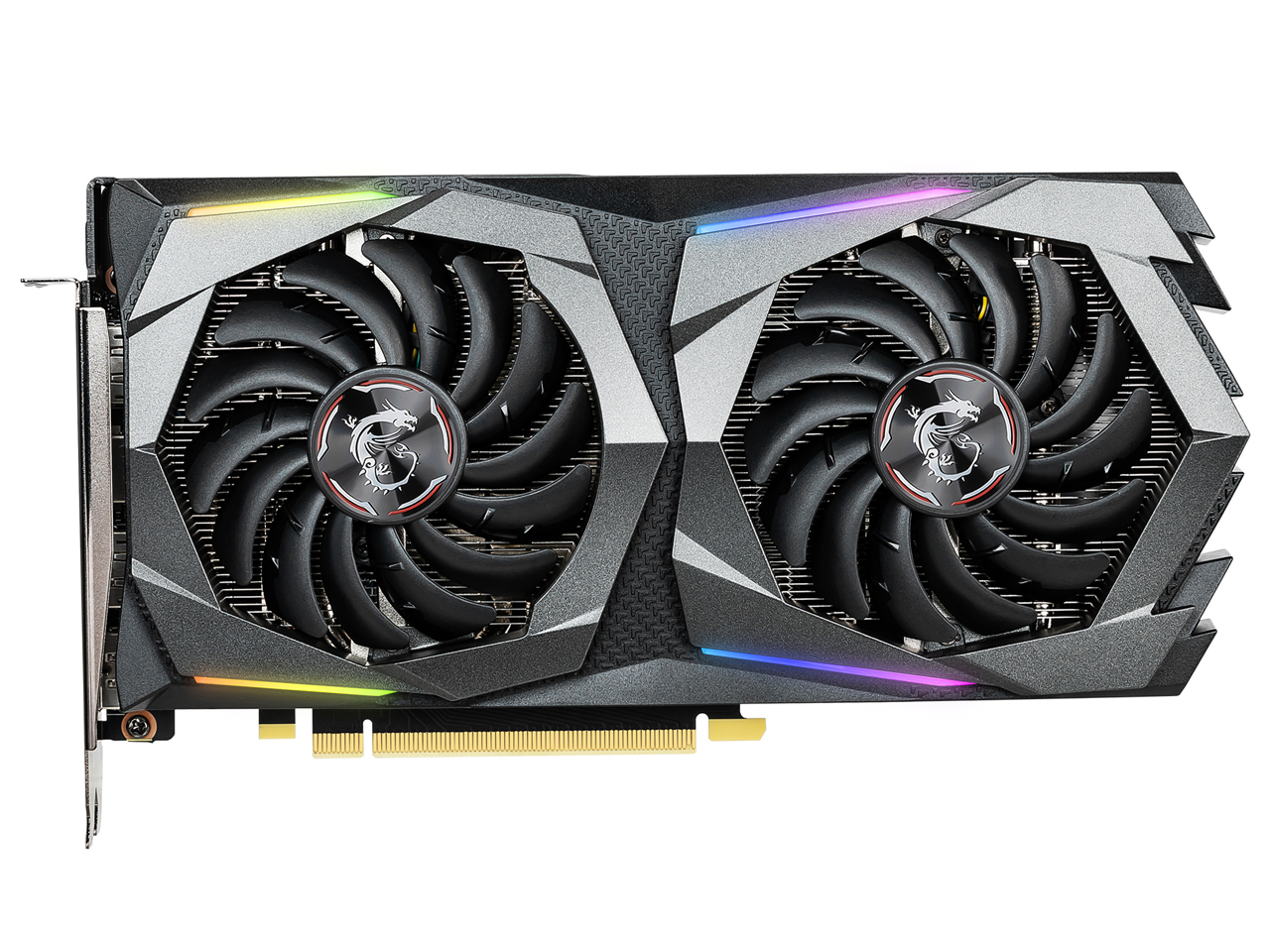 『本体1』 GeForce GTX 1660 Ti GAMING X 6G [PCIExp 6GB] の製品画像
