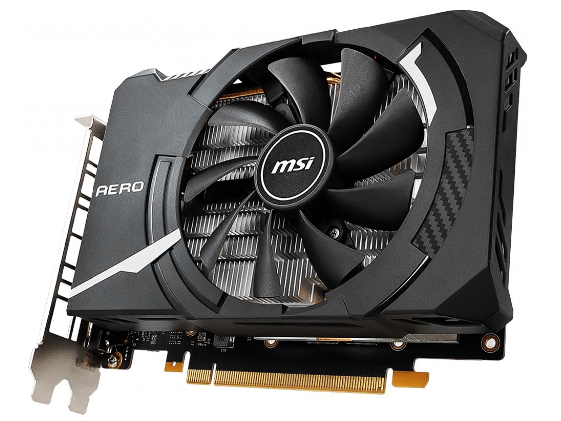 『本体3』 GeForce GTX 1660 Ti AERO ITX 6G OC [PCIExp 6GB] の製品画像