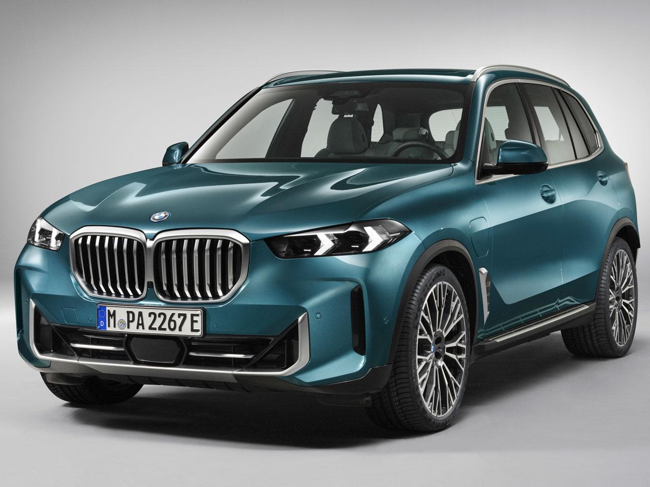 BMW X5 2019年モデル 新車画像