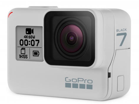 HERO7 BLACK Limited Edition CHDHX-702-FW [Dusk White] の製品画像