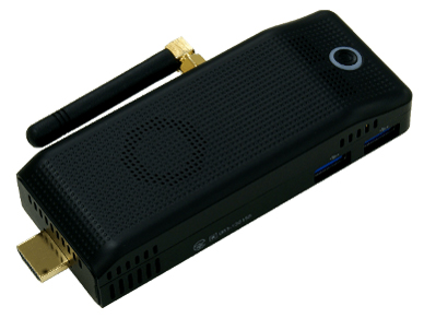 Diginnos Stick DG-STK4C Atom x7 Z8700/Intel HD Graphics/メモリ4GB/32GB eMMC K/08537-10a の製品画像