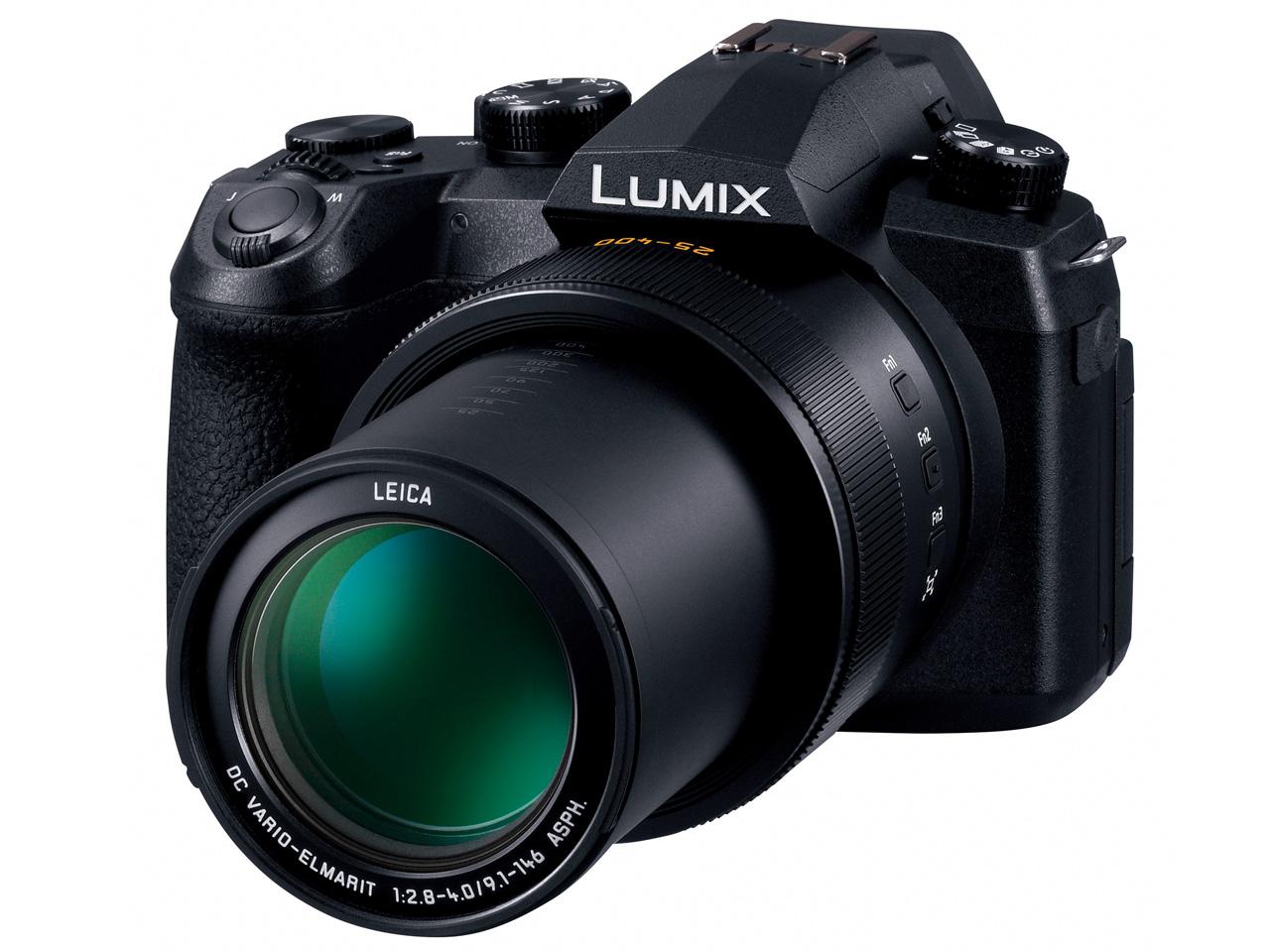 『本体 正面3』 LUMIX DC-FZ1000M2 の製品画像