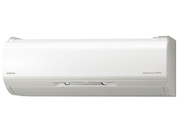 ステンレス・クリーン 白くまくん RAS-XJ71J2 の製品画像