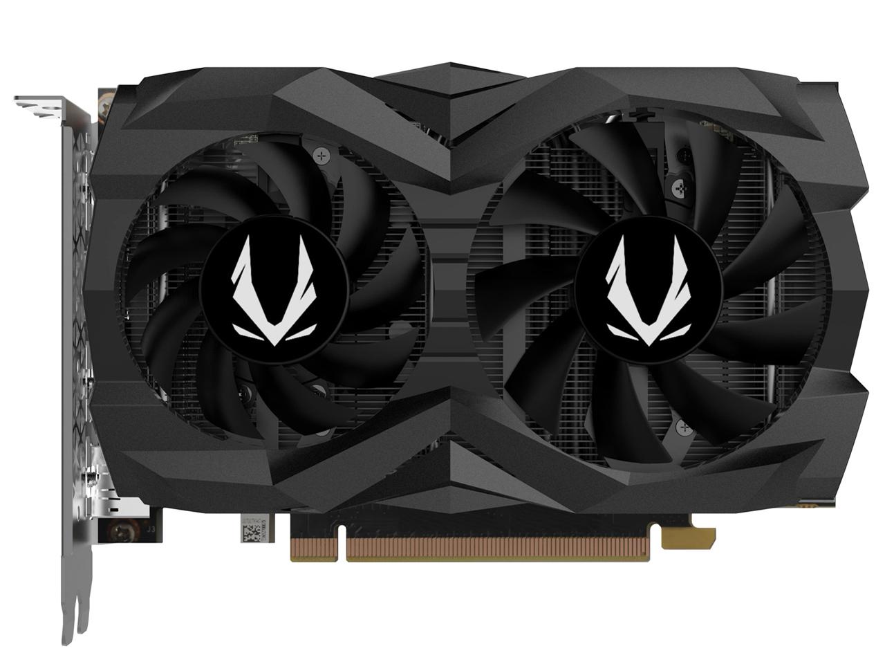 『本体1』 ZOTAC GAMING GeForce GTX 1660 6GB GDDR5 ZT-T16600F-10L [PCIExp 6GB] の製品画像