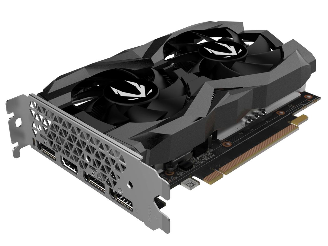 『本体3』 ZOTAC GAMING GeForce GTX 1660 6GB GDDR5 ZT-T16600F-10L [PCIExp 6GB] の製品画像